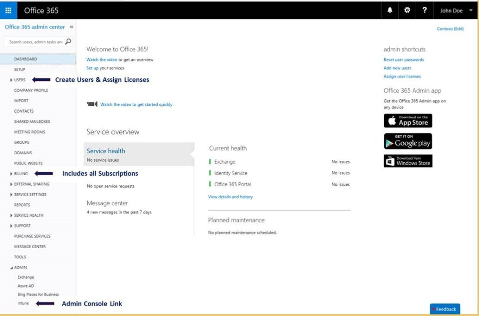 Office365mgmtportal